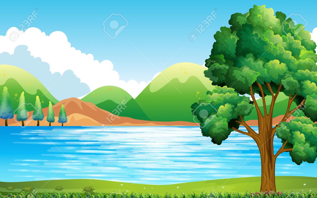 Nature cliparts jpg Clip art nature scenes - ClipartFest jpg