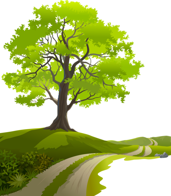 Nature vector clipart png royalty free library Pin by JEFITA on □CLIPART-VARIETY□ | Tree art, Tree ... png royalty free library