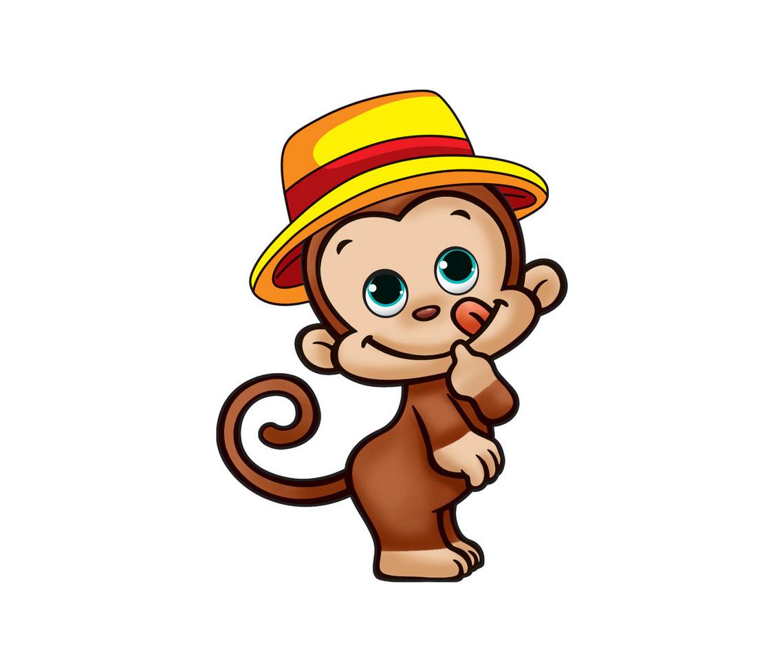 Naughty christmas clipart png royalty free stock Monkey Cartoon Wedding invitation - Naughty monkey 1108*937 ... png royalty free stock