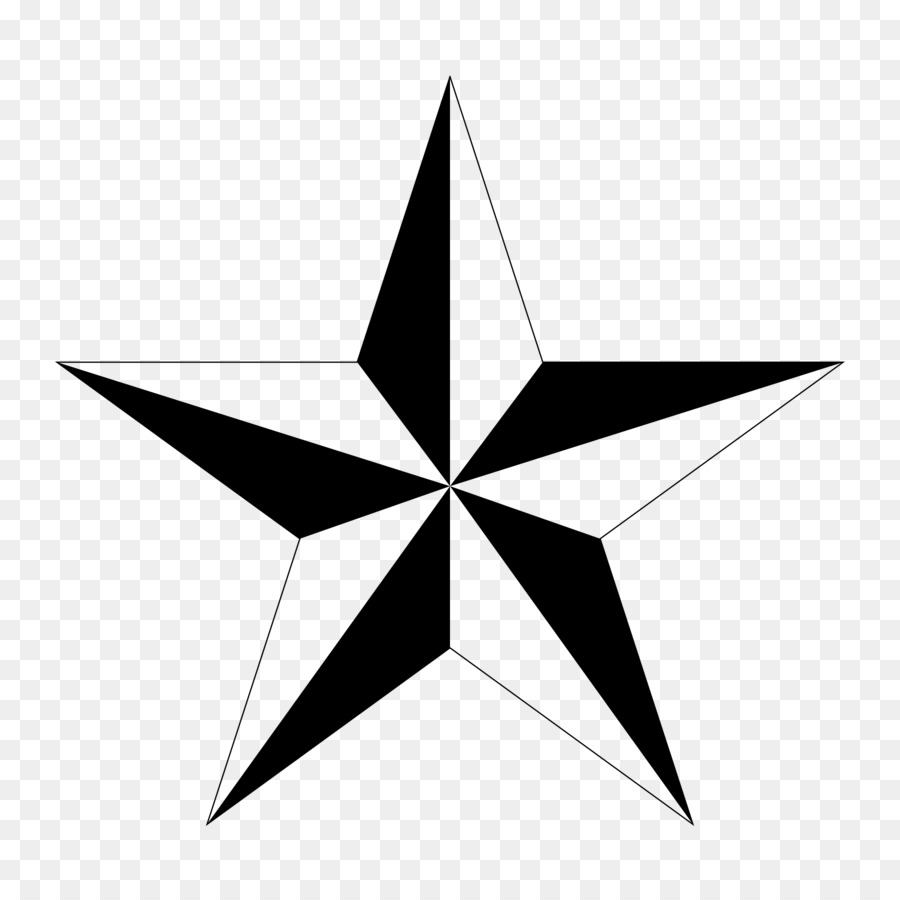 Nautical start clipart transparent black clipart royalty free download Black Star png download - 2400*2400 - Free Transparent ... clipart royalty free download