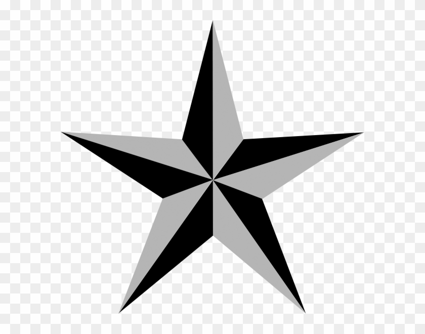 Transparent Western - Clip Art Nautical Star, HD Png ... picture download