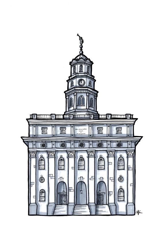 Nauvoo temple clipart clip art free Collection of Nauvoo clipart | Free download best Nauvoo ... clip art free