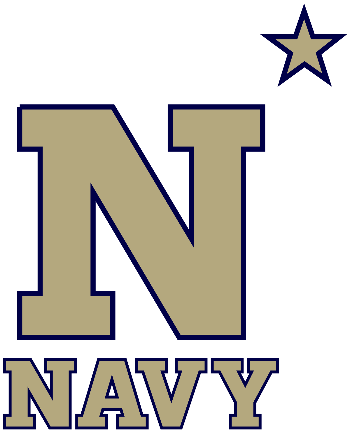 Naval star clipart svg free stock Navy Logos svg free stock