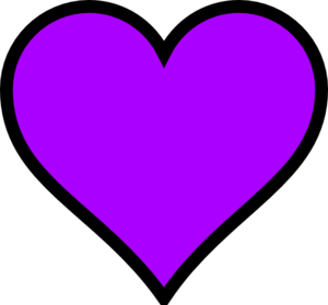 Navy blue and kelly green heart clipart image free stock 280 Purple Heart clip art | Purple Haze | Purple heart tattoos ... image free stock