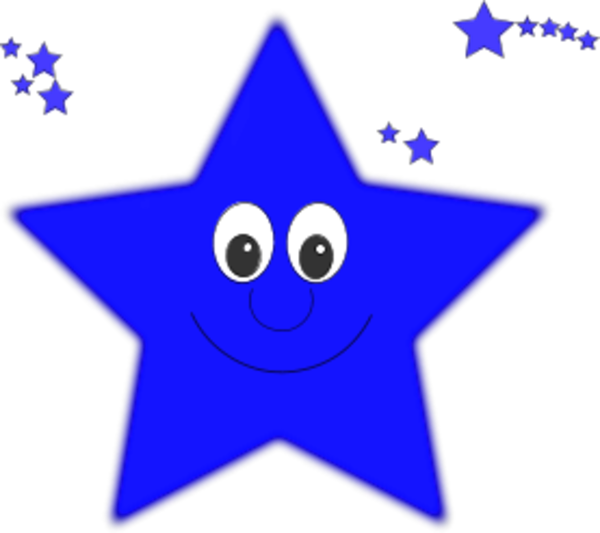 Navy blue star clipart download Blue Star Clipart - clipart download
