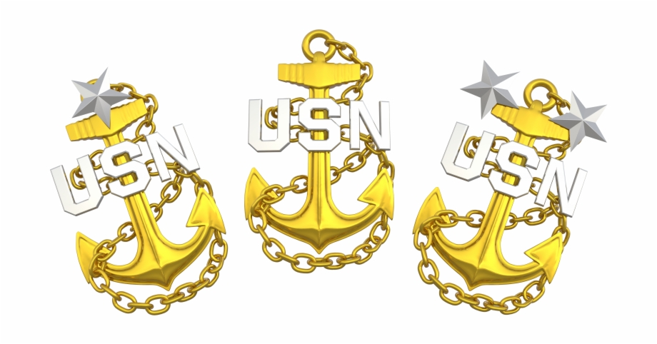 Navy chief anchors clipart svg free Navy Chief Anchor Set - Navy Chief Fouled Anchors ... svg free