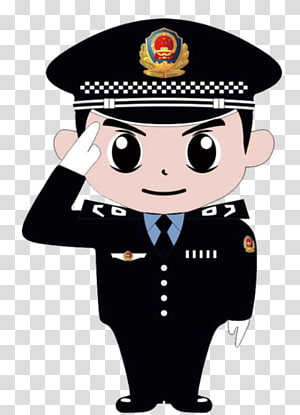 Navy officer cap device clipart no background clip freeuse library Police officer Cartoon Illustration, Blue clothes of the police ... clip freeuse library