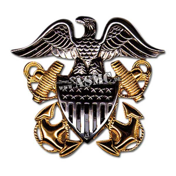 Navy officer crest clipart clipart library stock Insignia U.S. Navy Officer new at ASMC clipart library stock