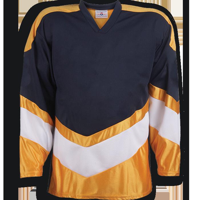 Nba basketball uniform folded clipart banner stock Landslide Hockey Jersey | Pro-Tuff Decals banner stock