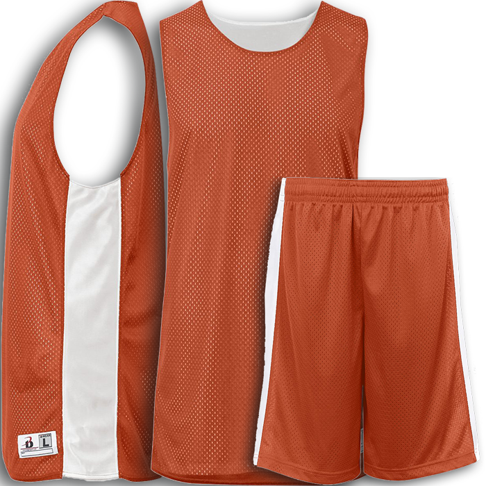 Nba basketball uniform folded clipart picture library download Badger Challenger Reversible Jersey & Mesh Short | Pro-Tuff Decals picture library download