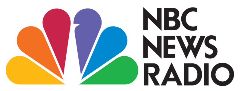 Nbc news clipart svg royalty free Download Free png Image NBC News Radio Logo S - DLPNG.com svg royalty free