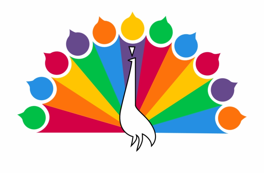 Nbc radio clipart image black and white stock Nbc Peacock Png - Nbc Peacock Logo 1956 Free PNG Images & Clipart ... image black and white stock