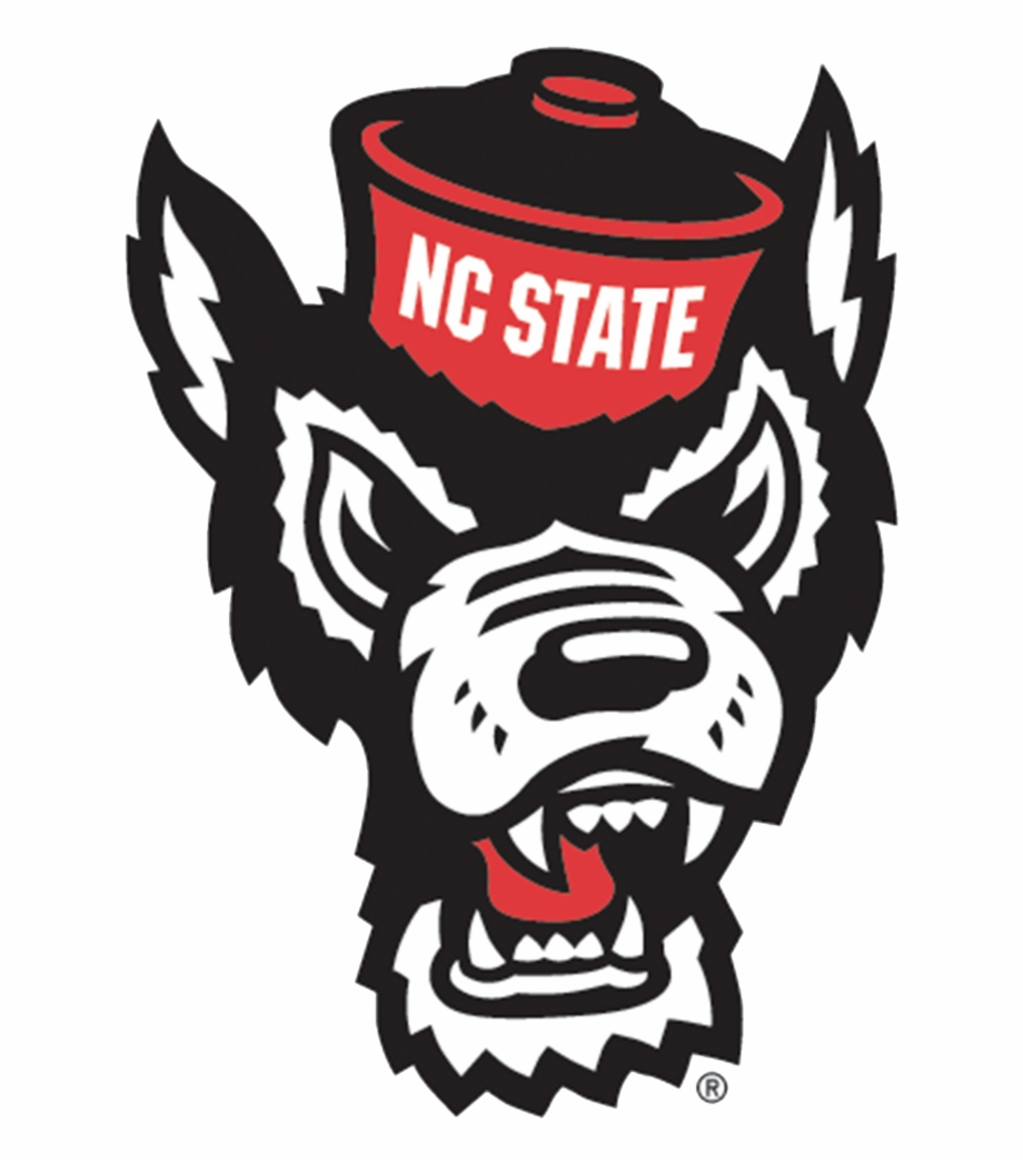 Nc state clipart banner freeuse download North Carolina State - Nc State Wolf Logo Free PNG Images & Clipart ... banner freeuse download