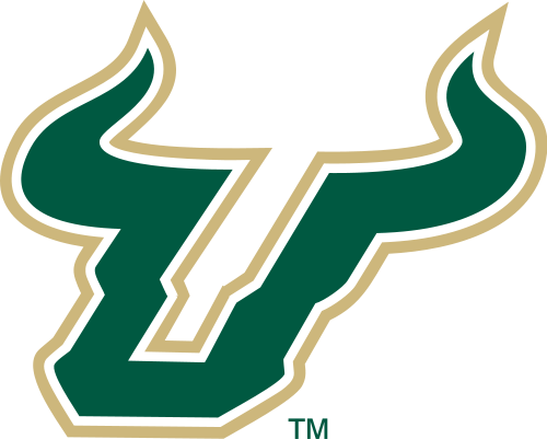 Ncaa south florida american football conference logo clipart picture library download USF Bulls Football Team Logo | USF - University of South Florida ... picture library download