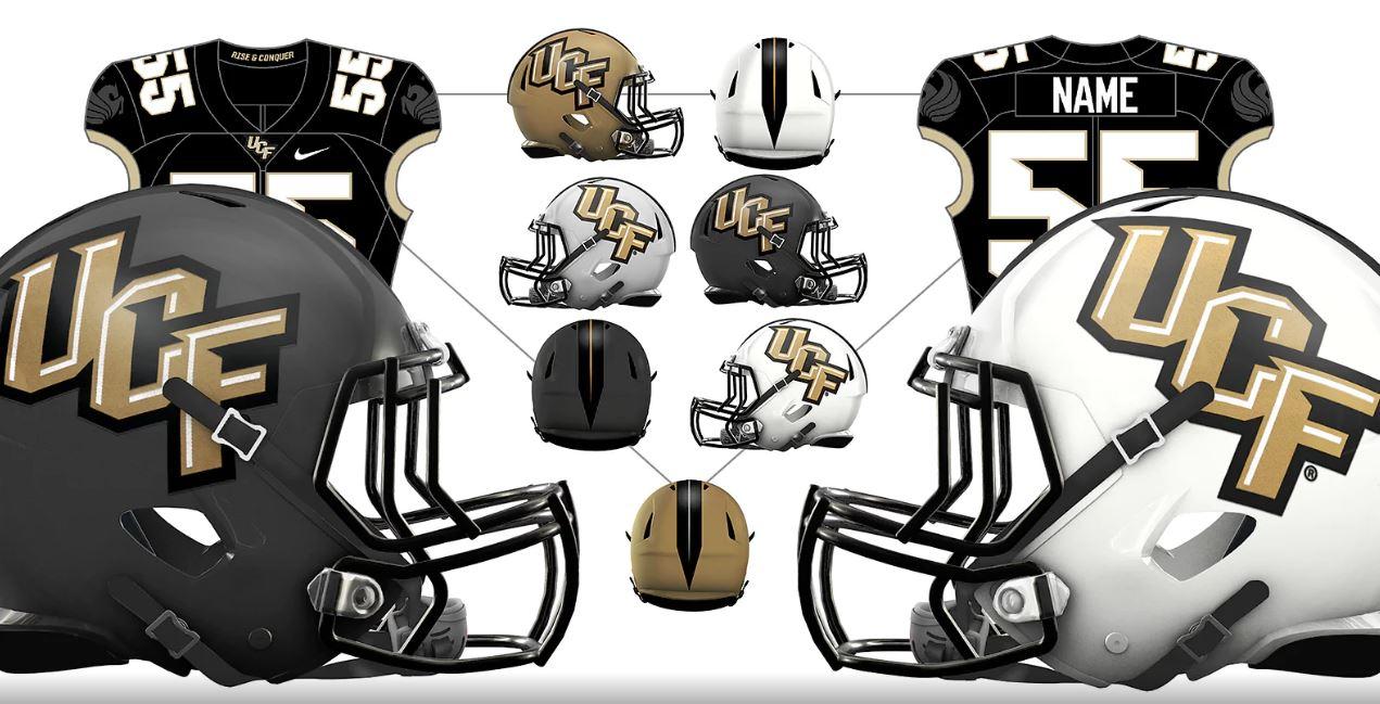 Ncaa south florida logo gold helmets football clipart banner library library 2016 NCAA Football Uniform Recap - Auburn Uniform Database banner library library