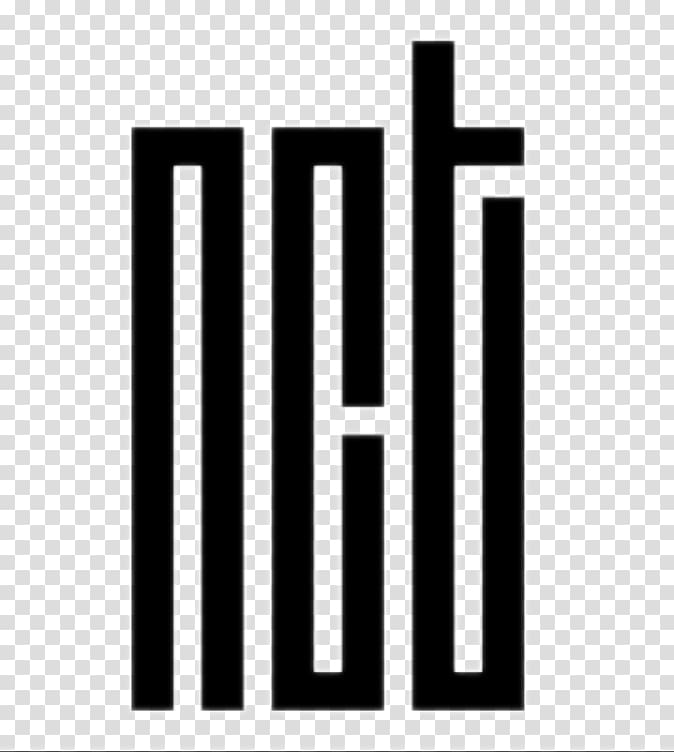 Nct clipart picture black and white download NCT text, NCT 127 K-pop Logo NCT U, chewing gum transparent ... picture black and white download