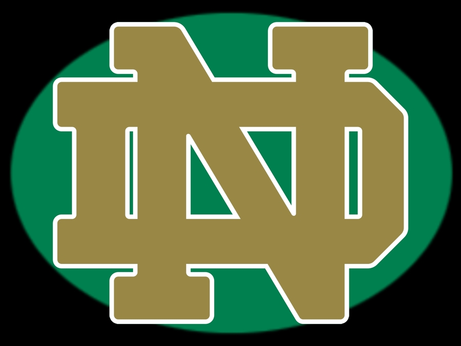 Nd football green clipart png royalty free library Download notre dame fighting irish clipart Notre Dame Fighting Irish ... png royalty free library