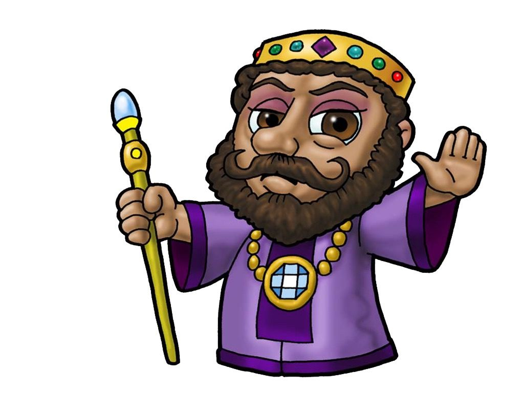 Nebuchadnezzar clipart clipart free stock FreeBibleimages :: Bible characters: Kings, Queens and Rulers ... clipart free stock