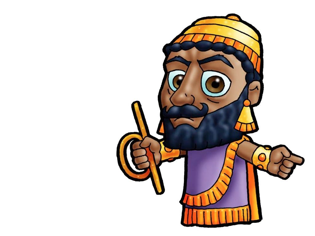Nebuchadnezzar clipart free download FreeBibleimages :: Bible characters: Kings, Queens and Rulers ... free download