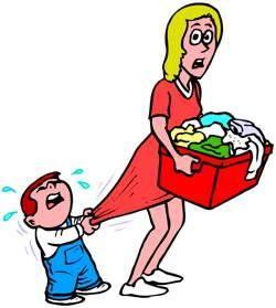 Necesitar clipart picture Madre primeriza en apuros VII: Crisis evolutiva de los 18 meses ... picture
