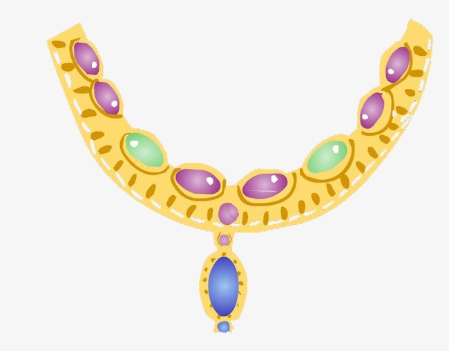 Necklace clipart png 1 » Clipart Portal svg library download