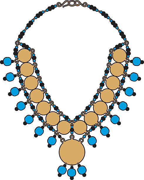 Necklace clipart 1 » Clipart Station banner royalty free