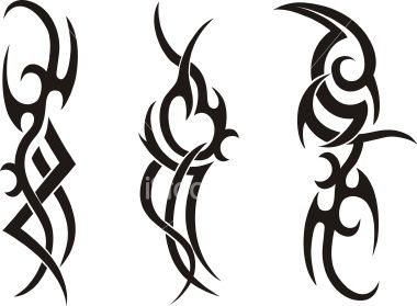 Tattoos clipart banner freeuse stock Tribal Neck Tattoos | Tribal tattoo designs for men | How to ... banner freeuse stock