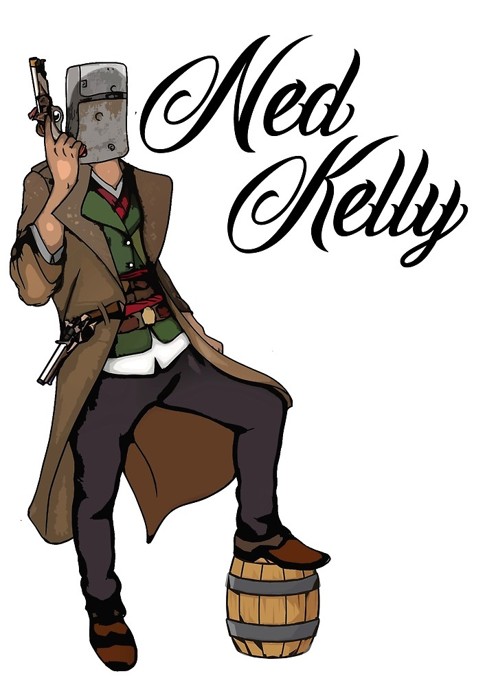 Ned kelly clipart picture library download Ned Kelly \