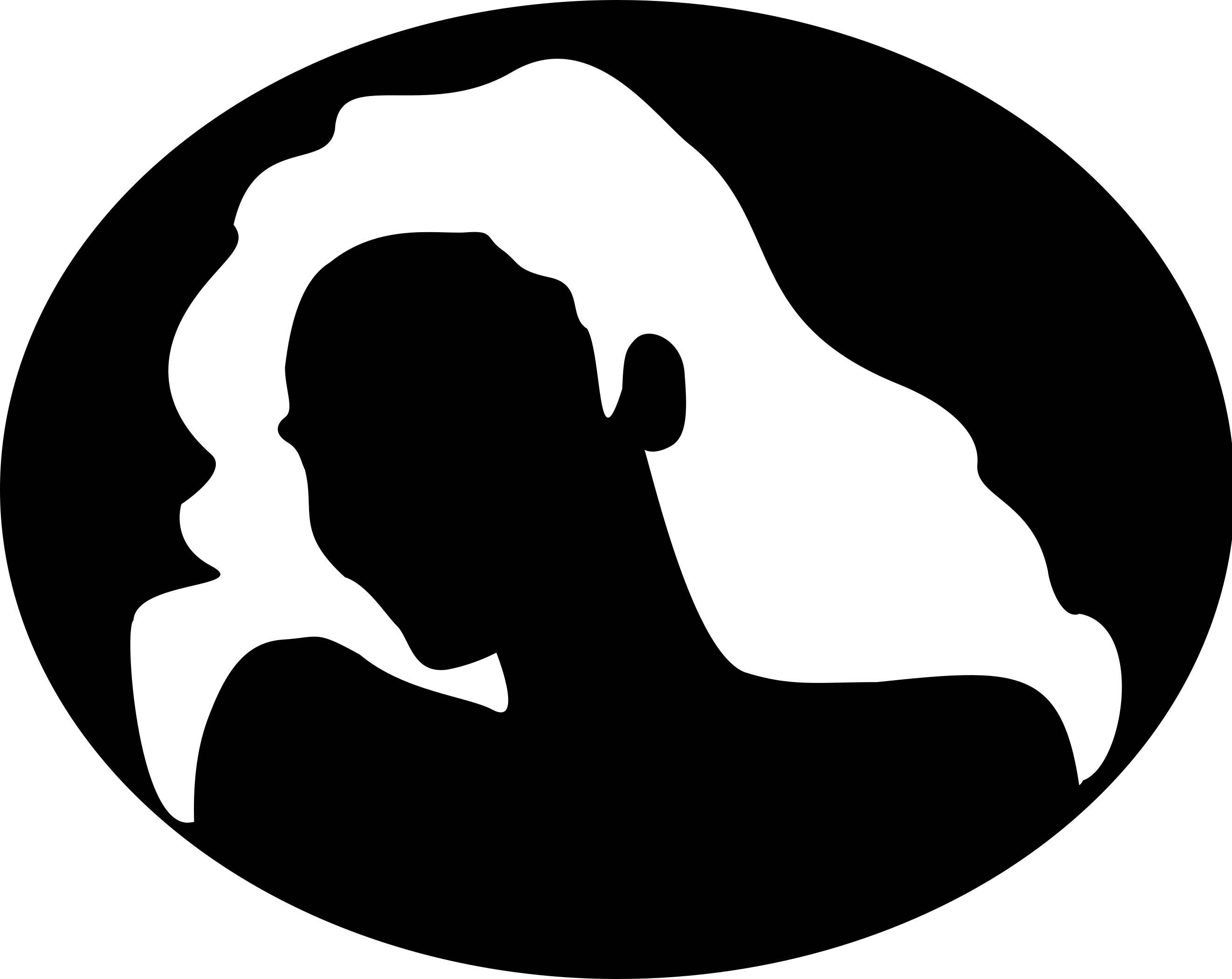 Negative space clipart banner download Woman Silhouette SVG Clip Art for girls DXF Files Digital ... banner download