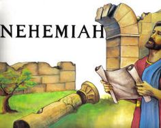 Nehemiah clipart image freeuse 64 Best BIBLE: NEHEMIAH images in 2016 | Bible lessons ... image freeuse