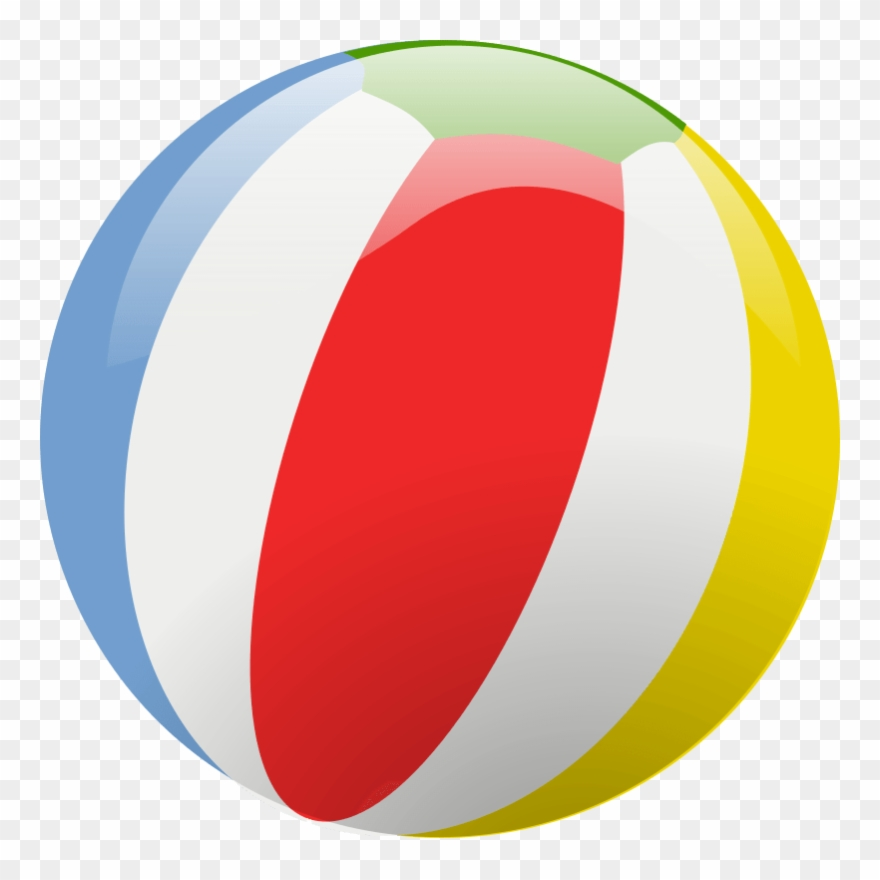 Free Clip Art That&neither Lame Nor Cheesy - Beach Ball ... vector download