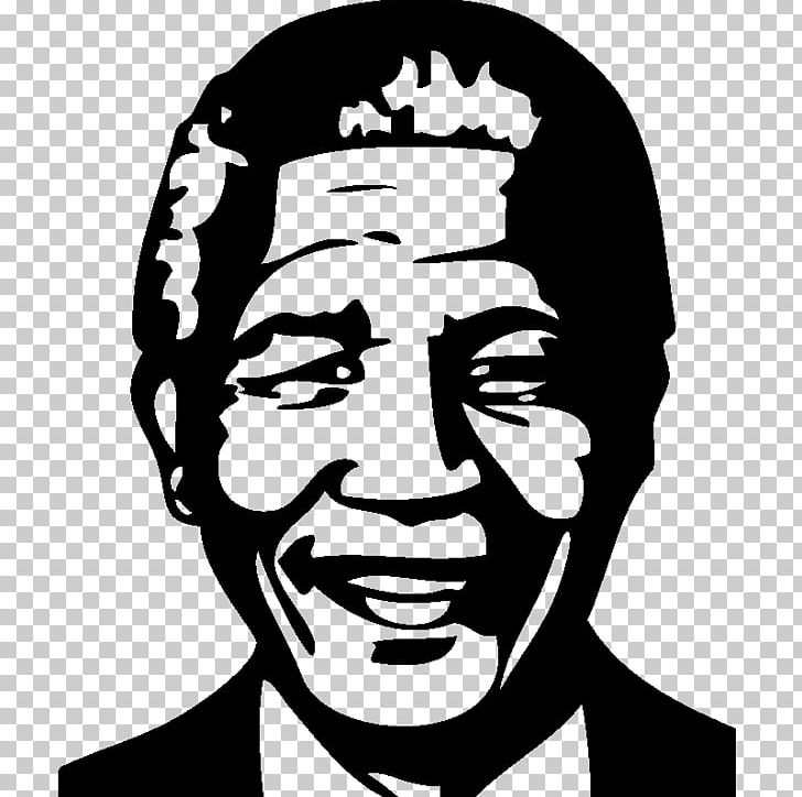 Nelson clipart graphic black and white library South Africa Apartheid Malcolm X Free Nelson Mandela PNG ... graphic black and white library