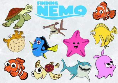 Nemo images clipart image transparent stock Nemo PNG - DLPNG.com image transparent stock