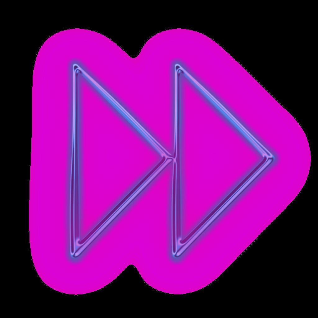 Neon cute arrow clipart jpg royalty free download neon tumblr translucent purple arrows... jpg royalty free download