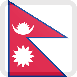 Nepal flag clipart picture freeuse download Nepal flag clipart - country flags picture freeuse download