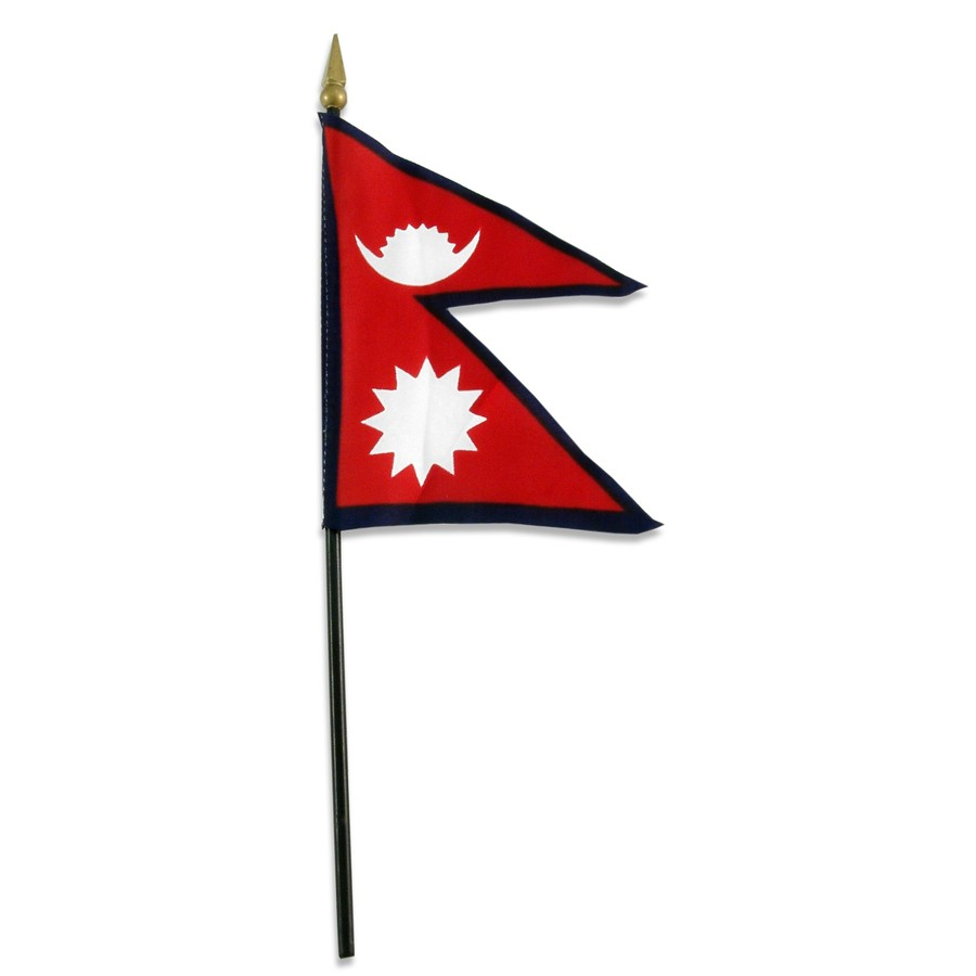 Nepal flag clipart clipart freeuse library Flag, Red, Tree, Triangle png clipart free download clipart freeuse library