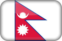 Nepal flag clipart png free library Nepal flag clipart - country flags png free library
