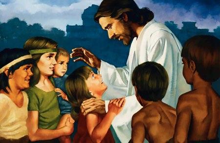 Nephite people clipart transparent download 3 Nephi | Book of Mormon Translation Challenge transparent download