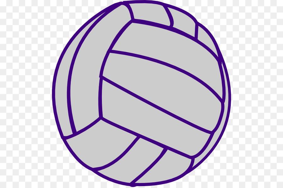 Netball ball clipart