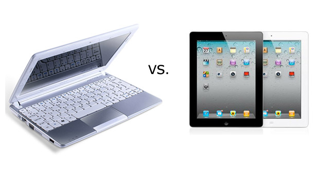 Netbook vs tablet png black and white library What Makes Netbooks A Smart Choice for the Practical Consumer png black and white library