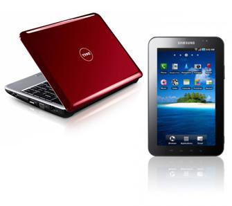 Netbook vs tablet clipart black and white library Goodbye Netbooks, Hello Tablets: Lenovo - Vernon Computer Source clipart black and white library