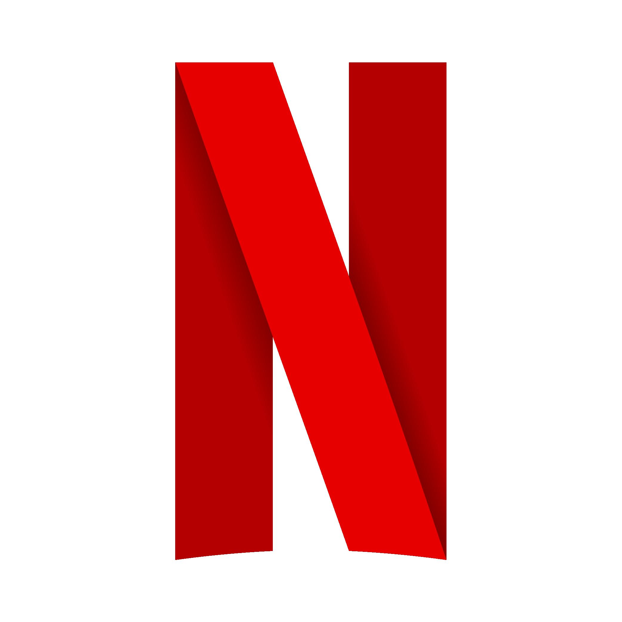 Netflix clipart svg Netflix logo transparent clipart images gallery for free ... svg