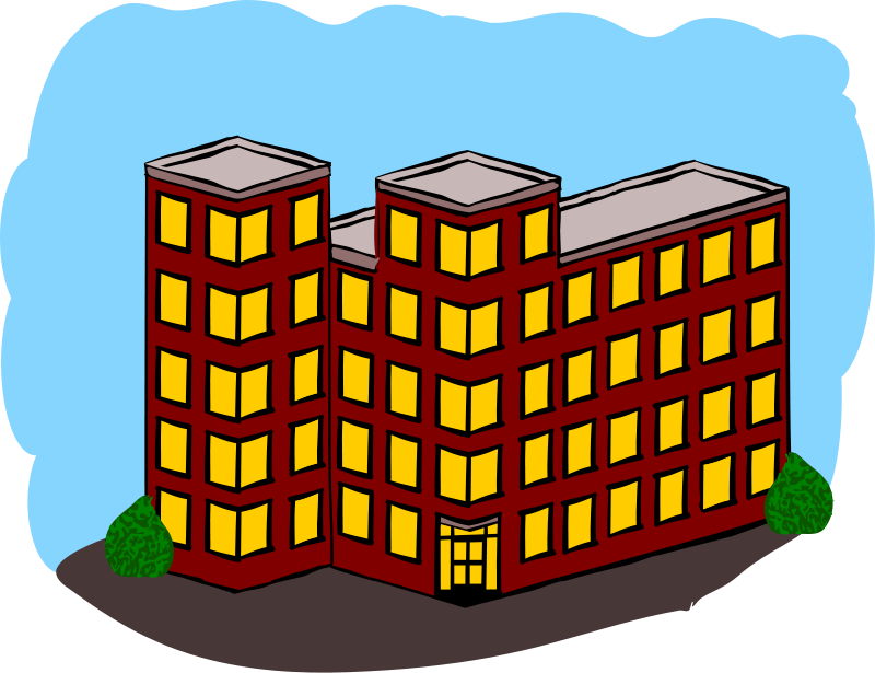 New apartment clipart clip free stock Consumer body writes to Maharashtra CM proposing changes in ... clip free stock