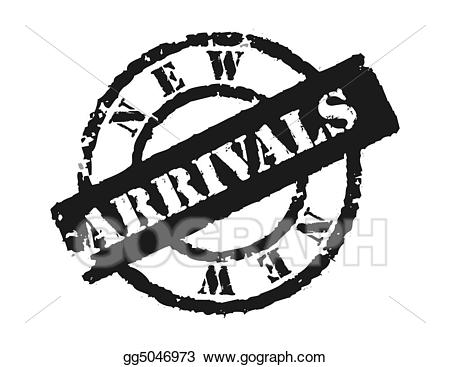 New arrivals clipart picture freeuse stock Clipart - Stamp \'new arrivals\'. Stock Illustration gg5046973 ... picture freeuse stock