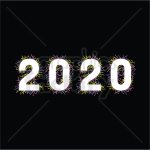 New clipart background clip art transparent stock 2020 design new year clipart black background . Royalty-free clipart #  410049 clip art transparent stock