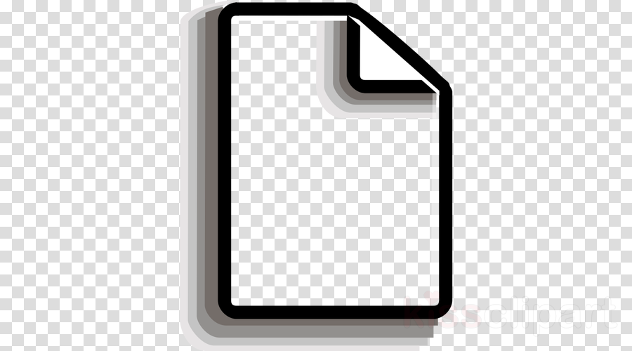 New document icon clipart clipart royalty free library Document, Technology, Product, transparent png image ... clipart royalty free library