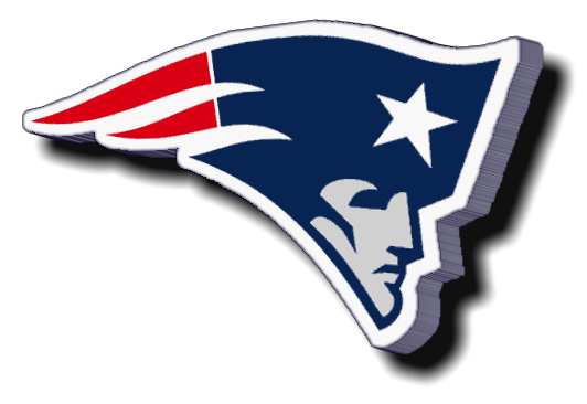New england patriots clipart logo picture royalty free download New England Patriots Clipart - Clipart Kid picture royalty free download