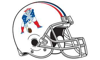 New england patriots logo clipart graphic library The Evolution of the Patriots Logo and Uniform | New England Patriots graphic library