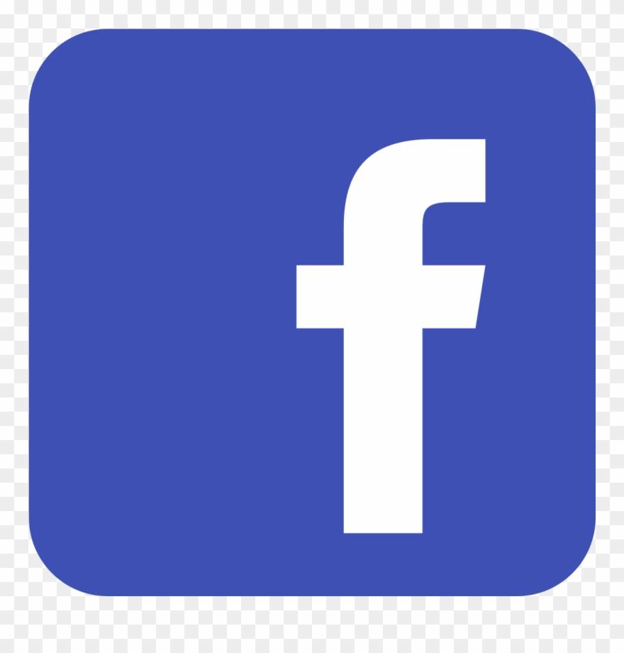 New facebook logo clipart image transparent library Facebook Logo For Tsm Website - Transparent Facebook Logo ... image transparent library