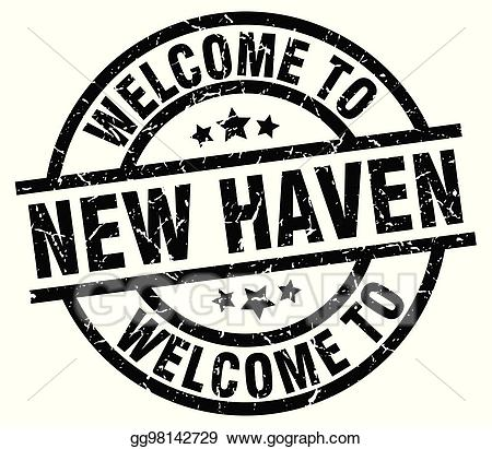 New haven clipart stock Vector Art - Welcome to new haven black stamp. EPS clipart ... stock